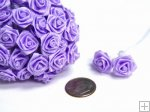 Ribbon Rose Lavender - 144pk
