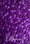 A4 Embossed Metallic Pebbles Voilette Pearl