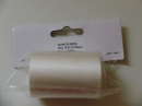 Ivory Car Ribbon